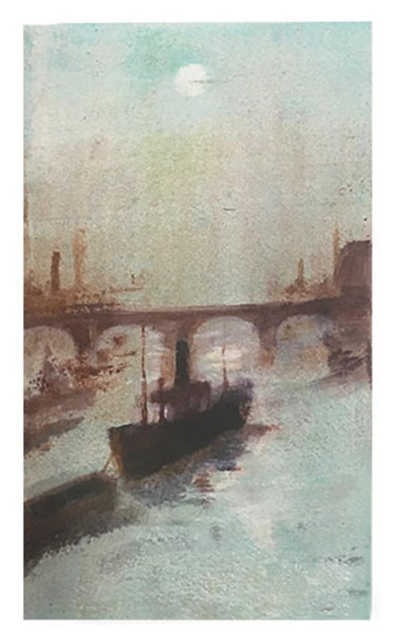 """Battersea Railway Bridge"""