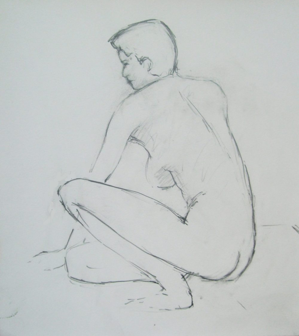 Two-Minute Sketch III