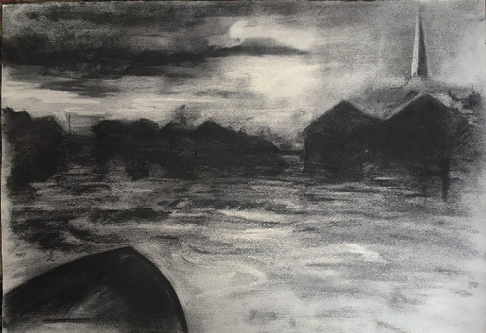 Thames in Charcoal