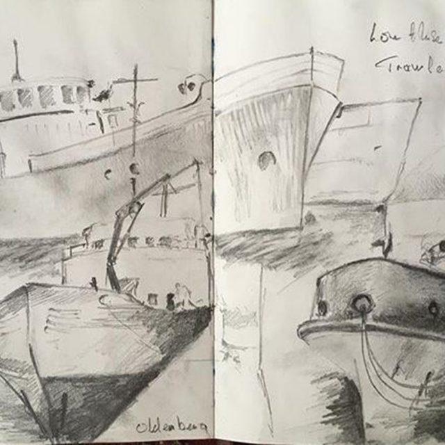 Hulk Sketches