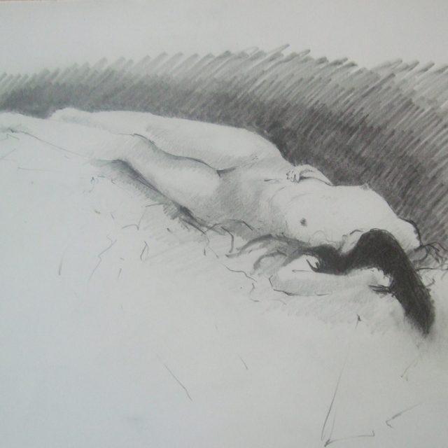 Life Class Drawing II