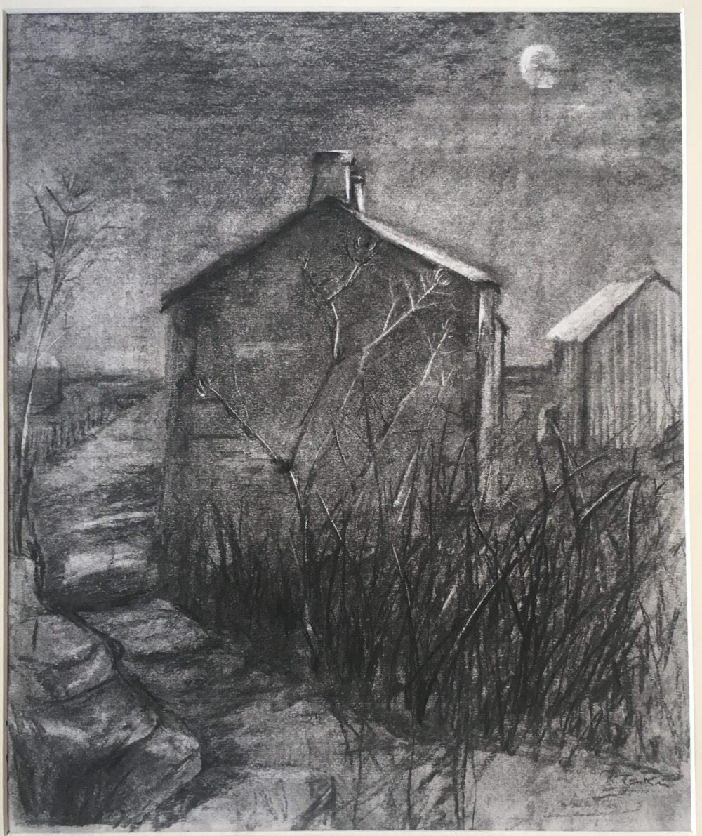 Trewellard Sketch
