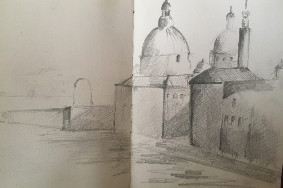Venice Sketch I